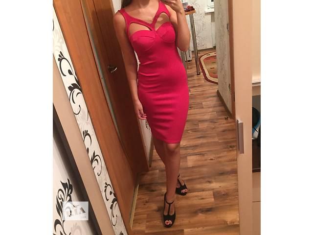 продам Розовое платье Представительством London бу в Чорткове