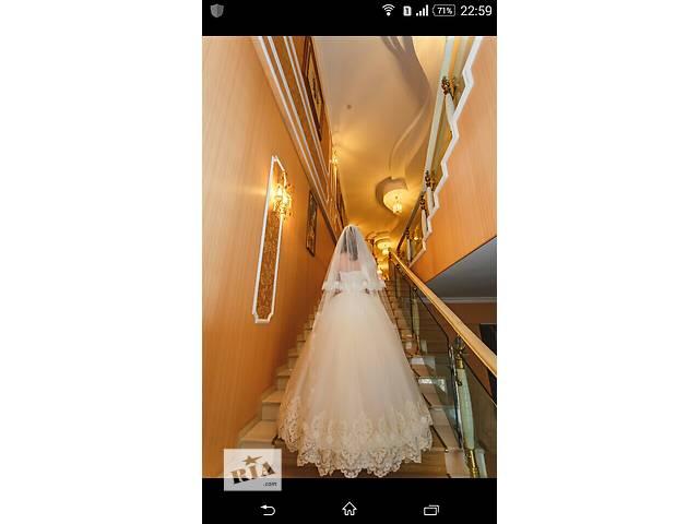 продам Продам шикарное и счастливое свадебное платье бу в Запорожье