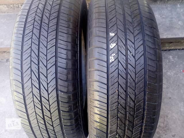 бу продам шины б\у лето Dunlop 225/65/18 в Жовкве