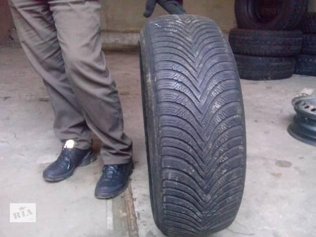 Продам шини Michelin 225/60 r16 4шт. Комплект Б/В. Дешево- объявление о продаже  в Шепетовке