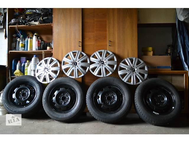 Продам шины с дисками Audi 80 185/65 R14 MATADOR- объявление о продаже  в Броварах