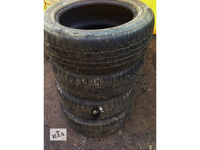купить бу Продам шины зимние Nokian 235\55 R18 104H XL. в Харькове