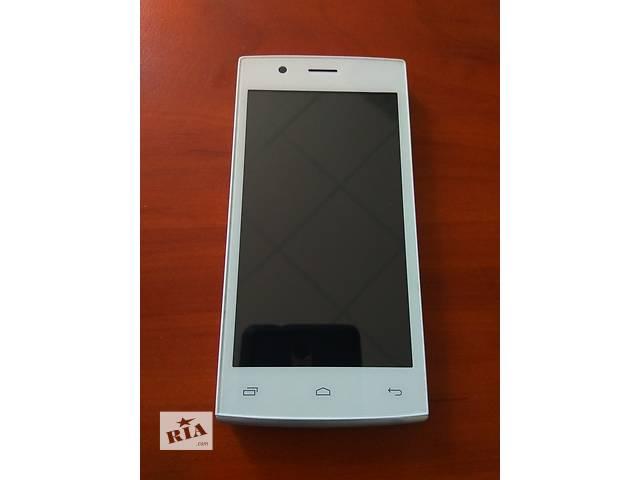 Продам смартфон Fly FS451 White- объявление о продаже  в Житомире