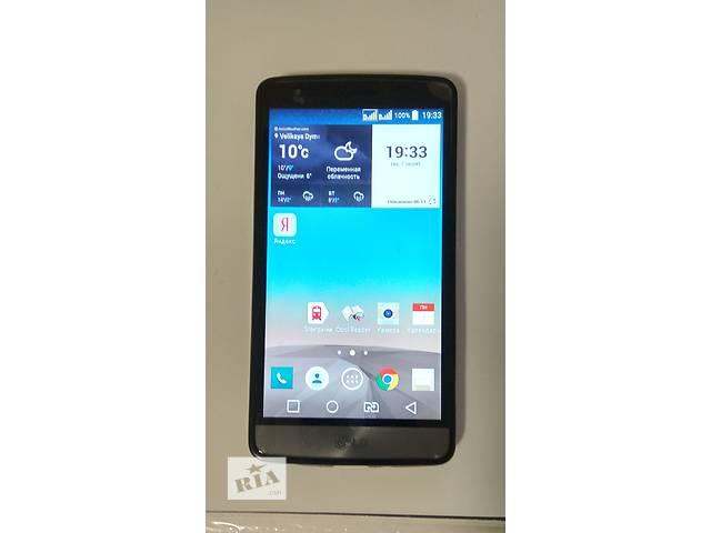 купить бу Продам смартфон LG G3s Dual D724 в Киеве