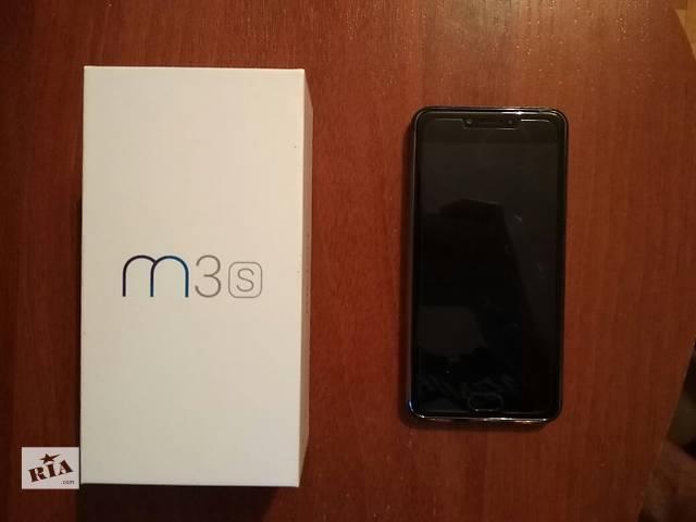 купить бу Продам смартфон Meizu M3s в Киеве