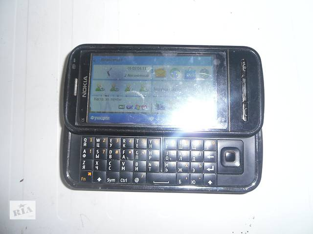 бу Продам смартфон Nokia C6-00 в Нежине