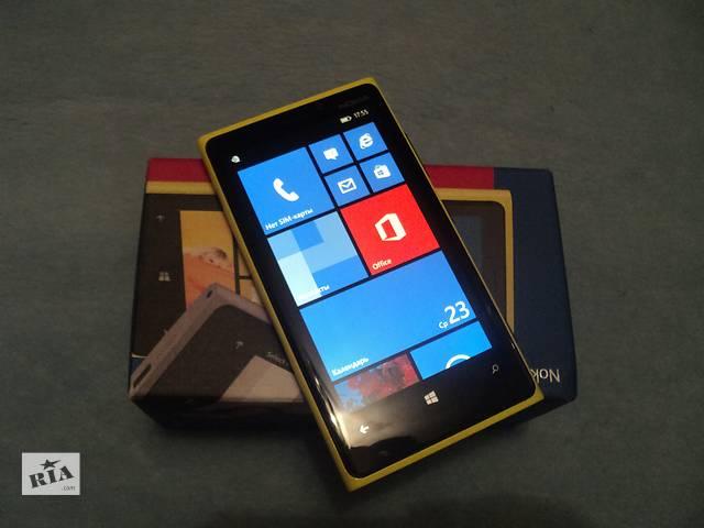 Продам смартфон Nokia Lumia 920 (4750 руб.)- объявление о продаже  в Луганске