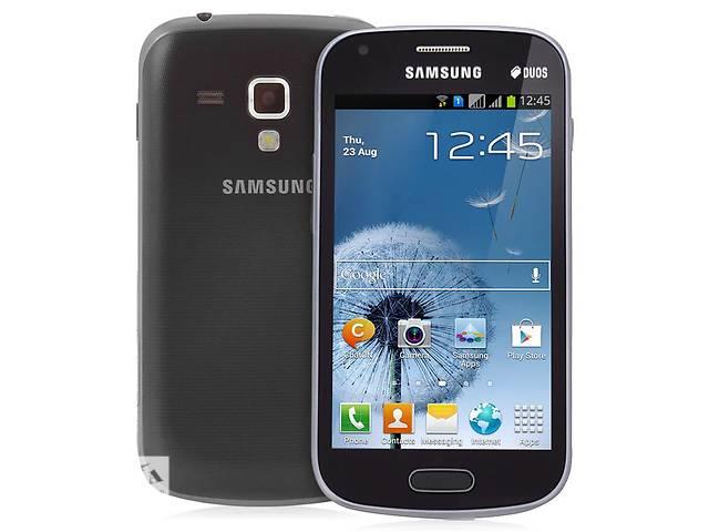 бу Продам смартфон Samsung Duos S7562. Черный. Новый, оригинальный. в Киеве