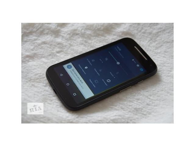 продам Продам смартфон США Motorola Moto E 2015 2gen XT1528 легкое б/у бу в Харькове