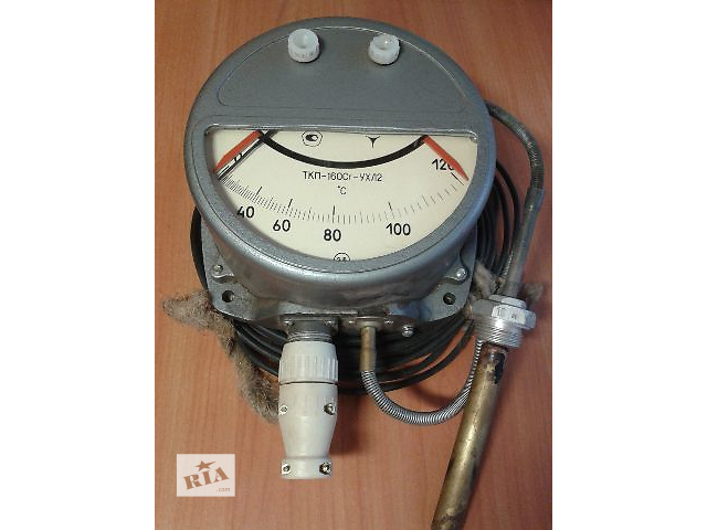 бу Продам  со склада термометр ТКП-160Сг-М2(М1) -УХЛ2  (0-120°С) и др.. в Луганске