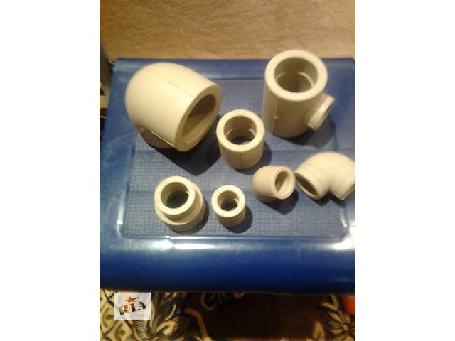 продам соединительные элементы для пластиковых труб под пайку- объявление о продаже  в Луганске