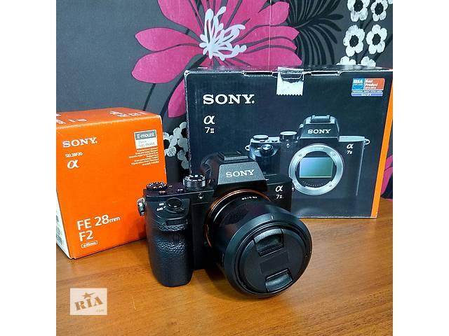 бу Продам Sony A7 II (ILCE-7 mk2) в Киеве