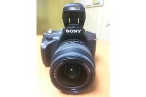 б/у Зеркальные фотоаппараты Sony DSLR A330