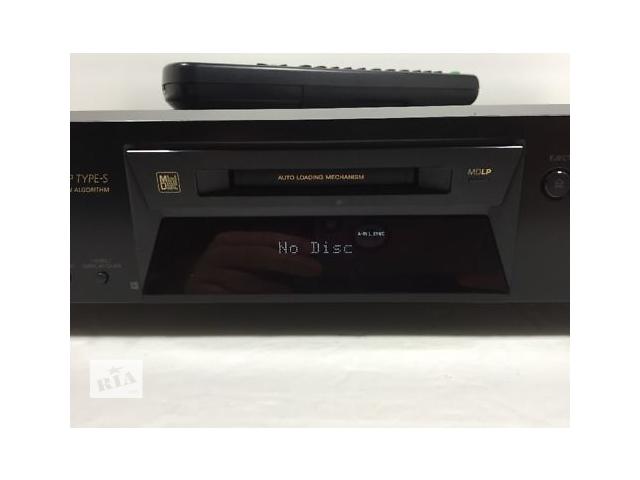 Продам sony minidisc deck mds - je 470- объявление о продаже  в Донецке
