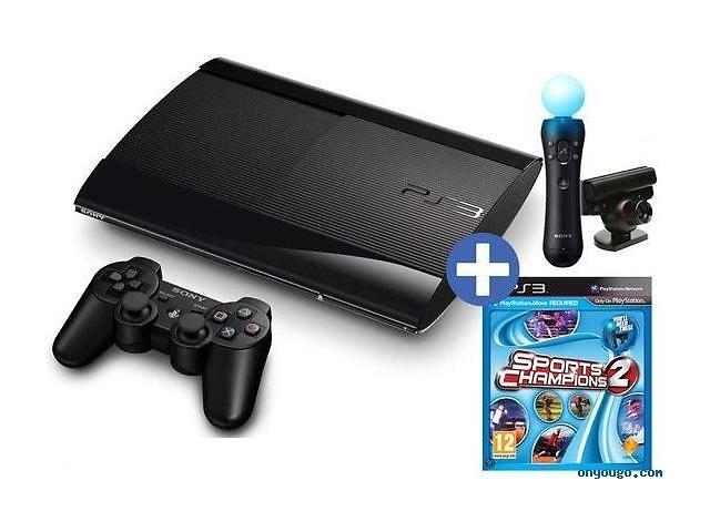 купить бу Срочно Sony Playstation 3 SuperSlim 500GB прошитая Cobra ode в Кропивницком (Кировоград)