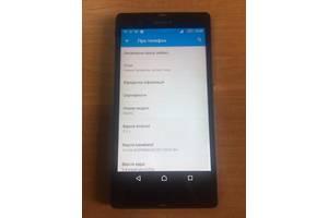 б/у Сенсорные мобильные телефоны Sony Sony Xperia Z1