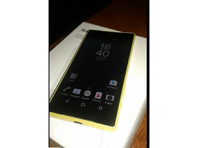 купить бу Продам Sony xperia z5 compact в Луцке