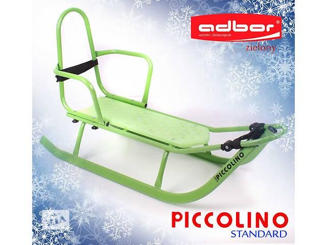 Продам современные зимние санки Adbor Piccolino Standart разных цветов- объявление о продаже  в Луцке