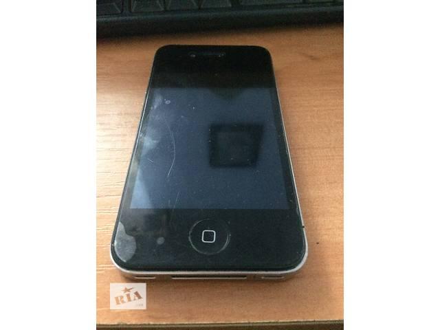 iPhone 4S 32Gb Продам срочно - объявление о продаже  в Городенке (Ивано-Франковской обл.)