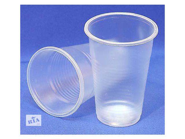 продам Продам стаканы полипропиленовые и бумажные бу в Николаеве