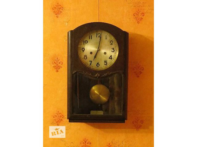 Продам старинные немецкие часы- объявление о продаже  в Киеве