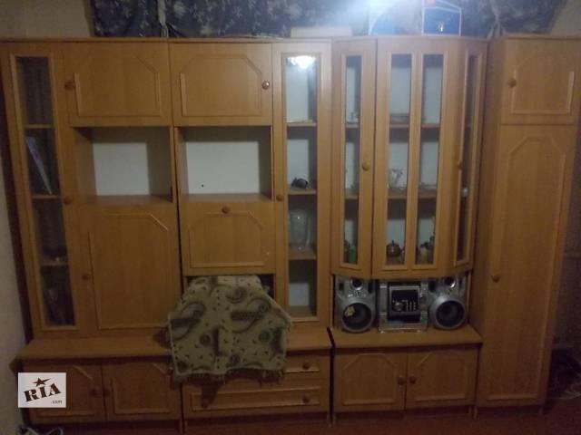 купить бу Продам стенку и шкаф от неё  в Мариуполе (Донецкой обл.)