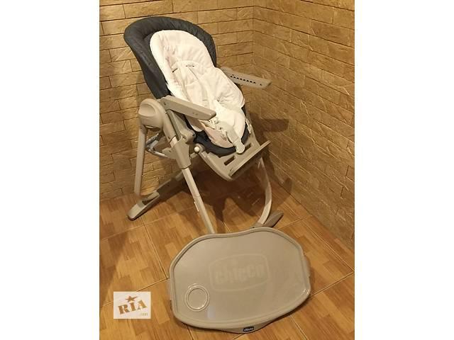купить бу Продам стульчик для кормления Polly Magic возможен торг в Киеве