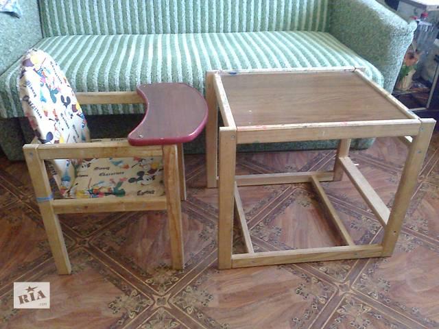 Продам стульчик для кормления- объявление о продаже  в Харькове