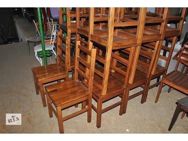 бу Продам стулья бу из натурального дерева бук для ресторана, кафе, бара. в Киеве