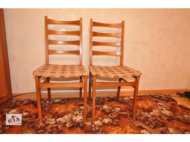 продам Продам стулья деревянные  б/у бу в Киеве