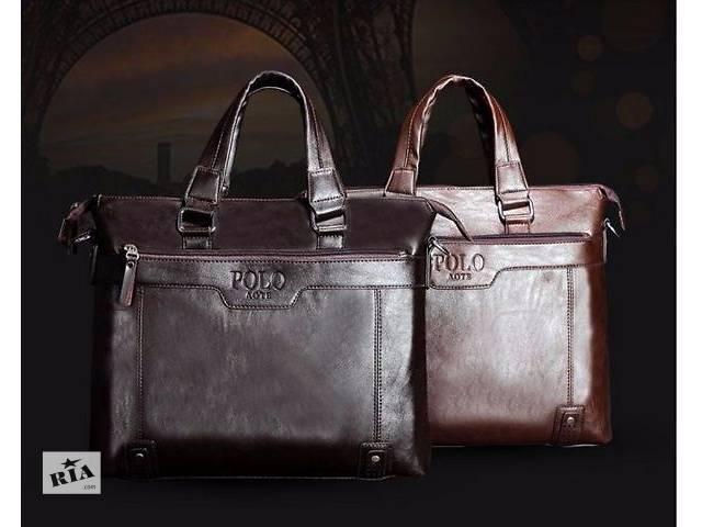 Продам Стильная мужская сумка Polo Xote- объявление о продаже  в Киеве