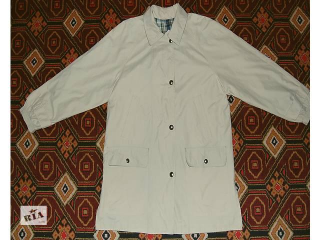 Продам стильную куртку-парку демисезонную  бренда Gerry Weber, размер 52-54- объявление о продаже  в Харькове