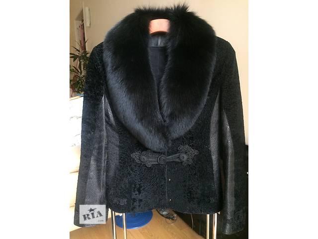продам продам стильную шубку бу в Киеве