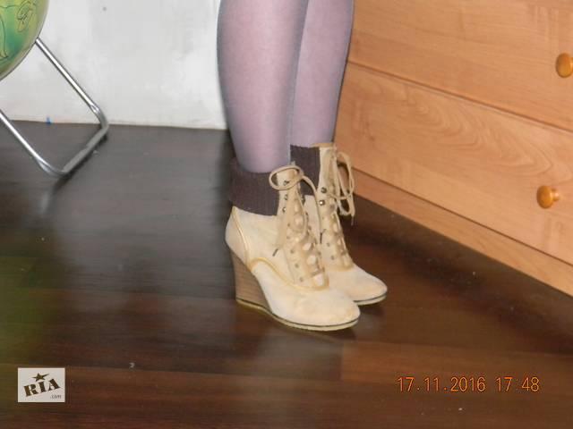 бу продам стильные ботиночки в Харькове