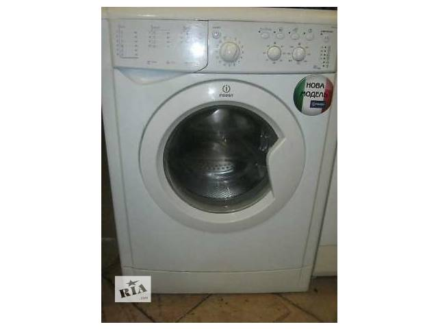 купить бу Продам стиральную машину Indesit IWC 5105 в Луцке