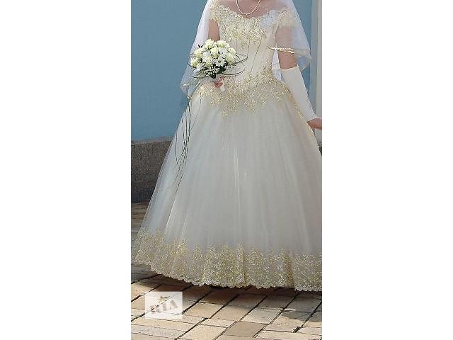 купить бу Продам свадебное платье в Киеве