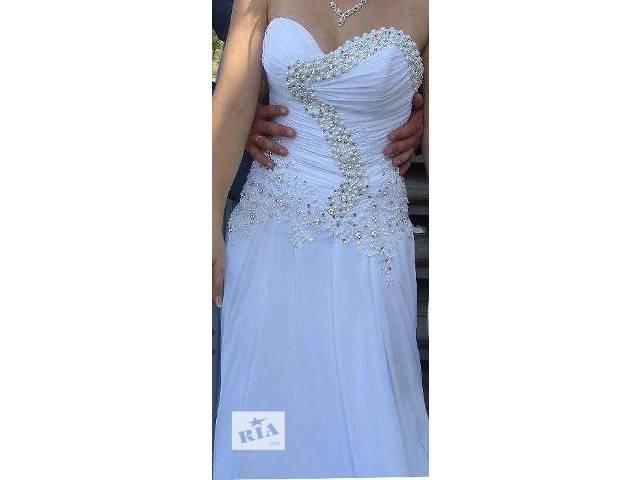 Продам свадебное платье- объявление о продаже  в Днепре (Днепропетровске)