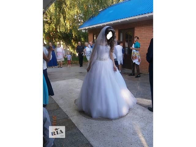 продам Продам свадебное платье бу в Виннице