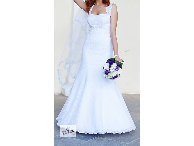 бу Продам свадебное платье в Одессе