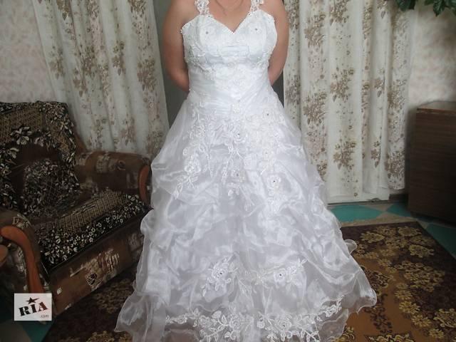 купить бу Продам свадебное платье в Новомосковске
