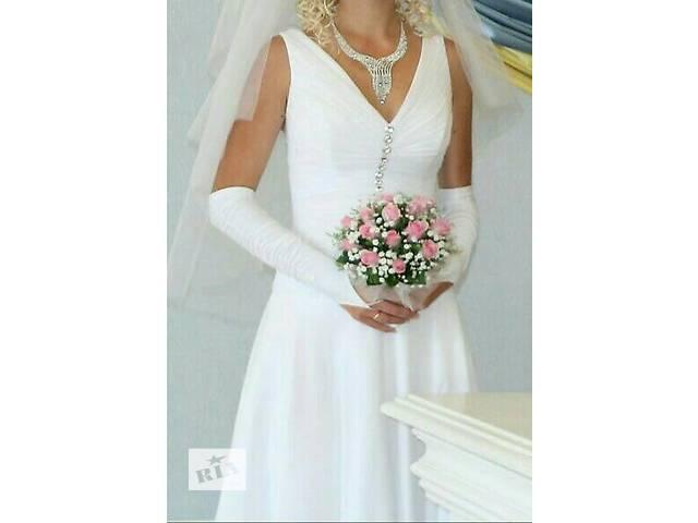 Продам свадебное платье . ! . ! . ! .- объявление о продаже  в Запорожье