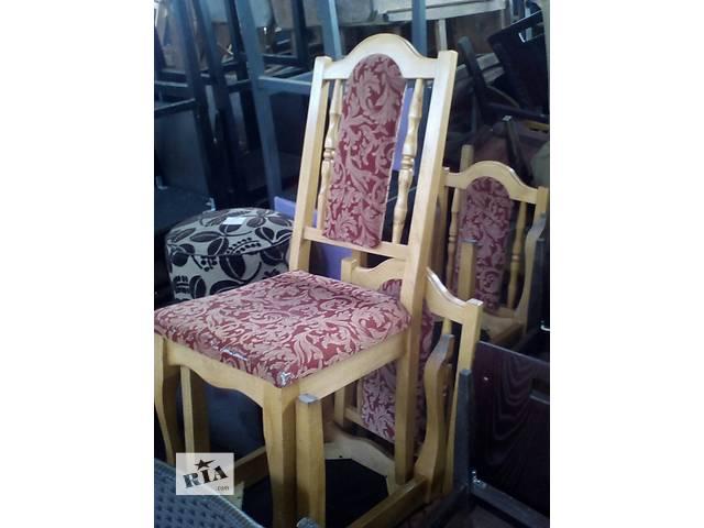 Продам светлые деревянные стулья бу- объявление о продаже  в Киеве