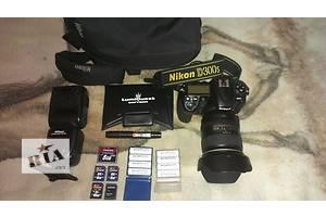 б/у Полупрофессиональные фотоаппараты Nikon D300s