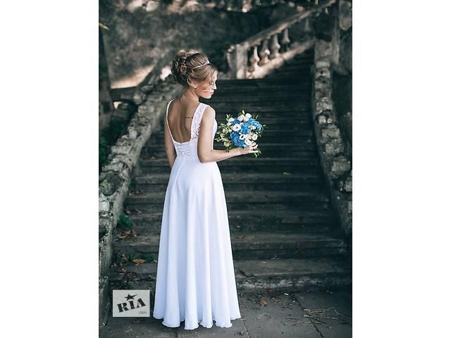 купить бу Продам своё свадебное платье. в Николаеве