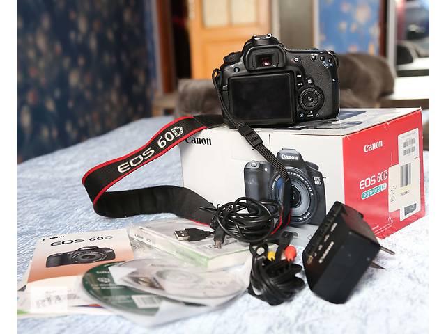 продам продам свой Сanon 60D бу в Харькове