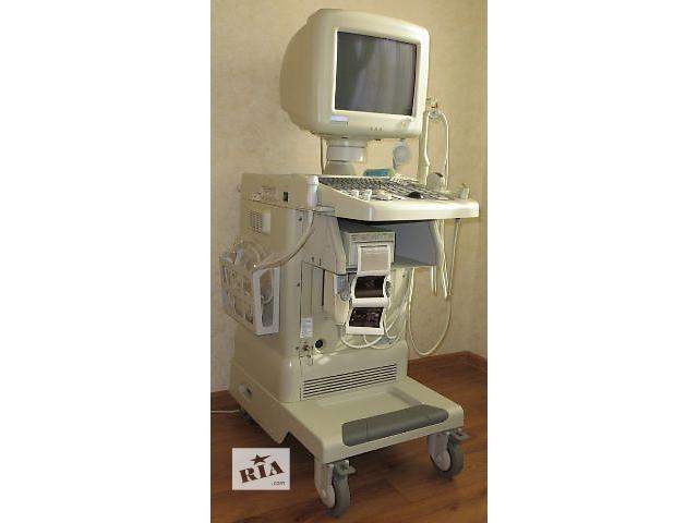 купить бу Продам свой ультразвуковой УЗИ аппарат Medison Sonoace SA8000EX Prime цветной допплер 4 датчика  в Украине