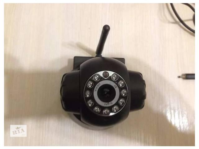 купить бу Продам свою IP камеру работающую через WIFI - весь комплект! в Виннице