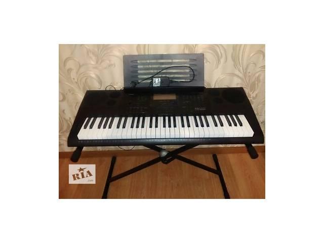 """продам Продам Синтезатор  """"CASIO"""" 6200 бу в Марганце"""