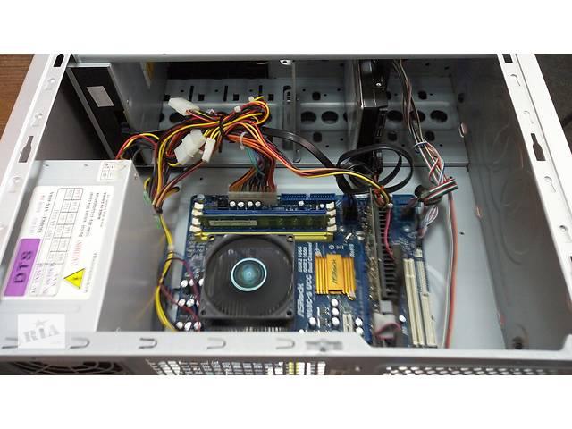 продам Продам Системный блок! Процессор 2-ядра по 2,80 ОЗУ DDR 3 4Gd. HDD 400 Gb. Видеокарта 1 Гб. 128 Бит. бу в Ровно