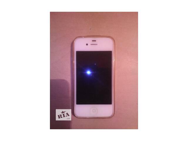 продам Продам телефон iPhone 4 оригинал бу в Торецке (Дзержинск)